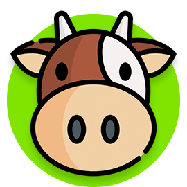 cow names icon