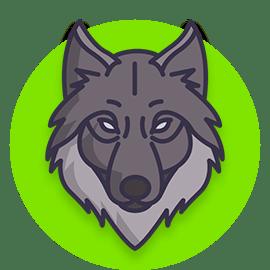 wolf name generator icon